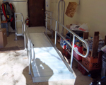 Aluminum Ramps - Interior Ramp