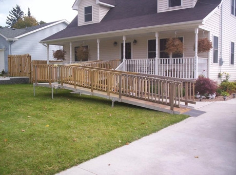 Wood Ramps Sales And Installation Residential   Wood Ramps Sales And  Installtion Residential 1 ...